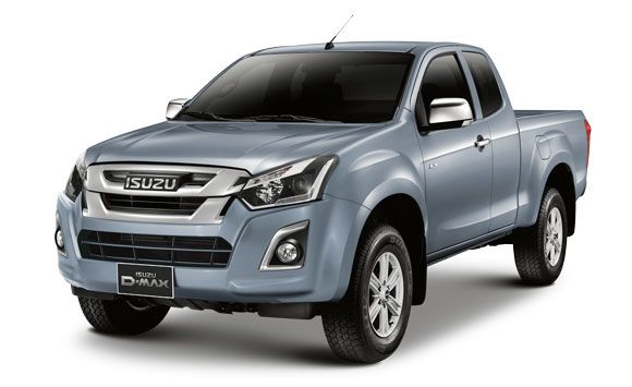 EXTENDED CAB 4x4 Activity AUTO
